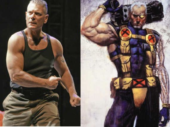 Cable X Men Movie