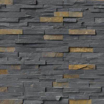 msi charcoal rust ledger panel 6 in x