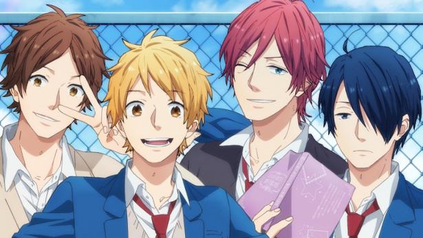 Rainbow days imagens) Anime chibi, Tv anime, Anime