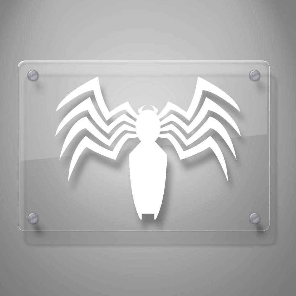 Yoonek Graphics Spiderman Venom Vinyl Decal Sticker 866 8