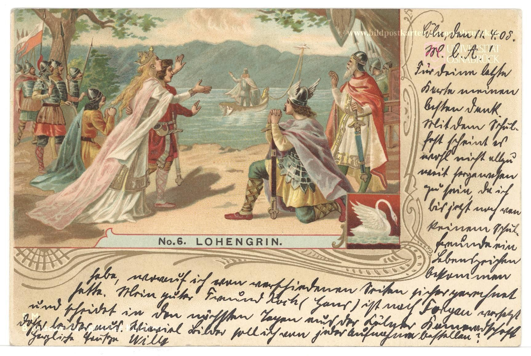 Lohengrin http://www.podcast-university.com/displayimage.php?pid=6221