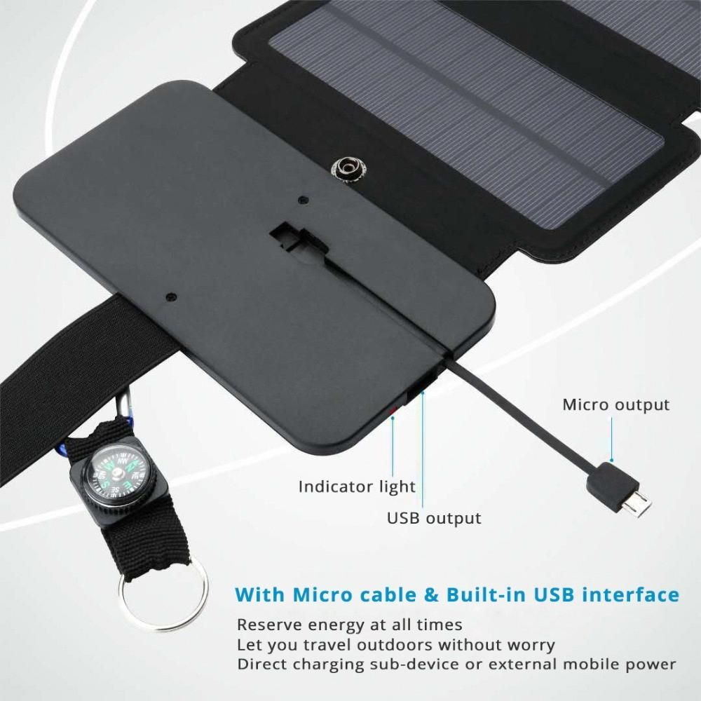 Sold 9229228771 Items Lerronx Portable Solar Panels Charger 10w 5v 2 1a Sunpower Foldable Solar Panel Solar Panel Charger Solar Charger Portable Solar Panels