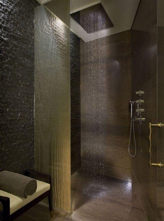 Rain shower Home Pinterest Regen Dusche, Regen und Duschen - badezimmer ideen für kleine bäder