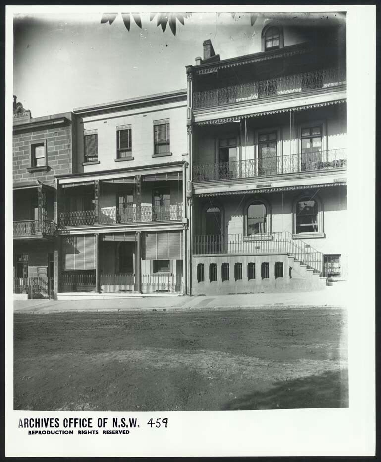 Showing Church And Land School Office, Sydney (year Unknown). •State