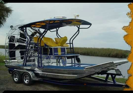 Badass there    Airboats   Boat, Fishing boats, Baby strollers