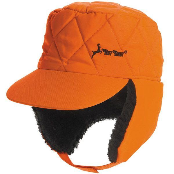 dad89868ba Jacob Ash Hot Shot Quilted Hunting Cap - Ear Flap