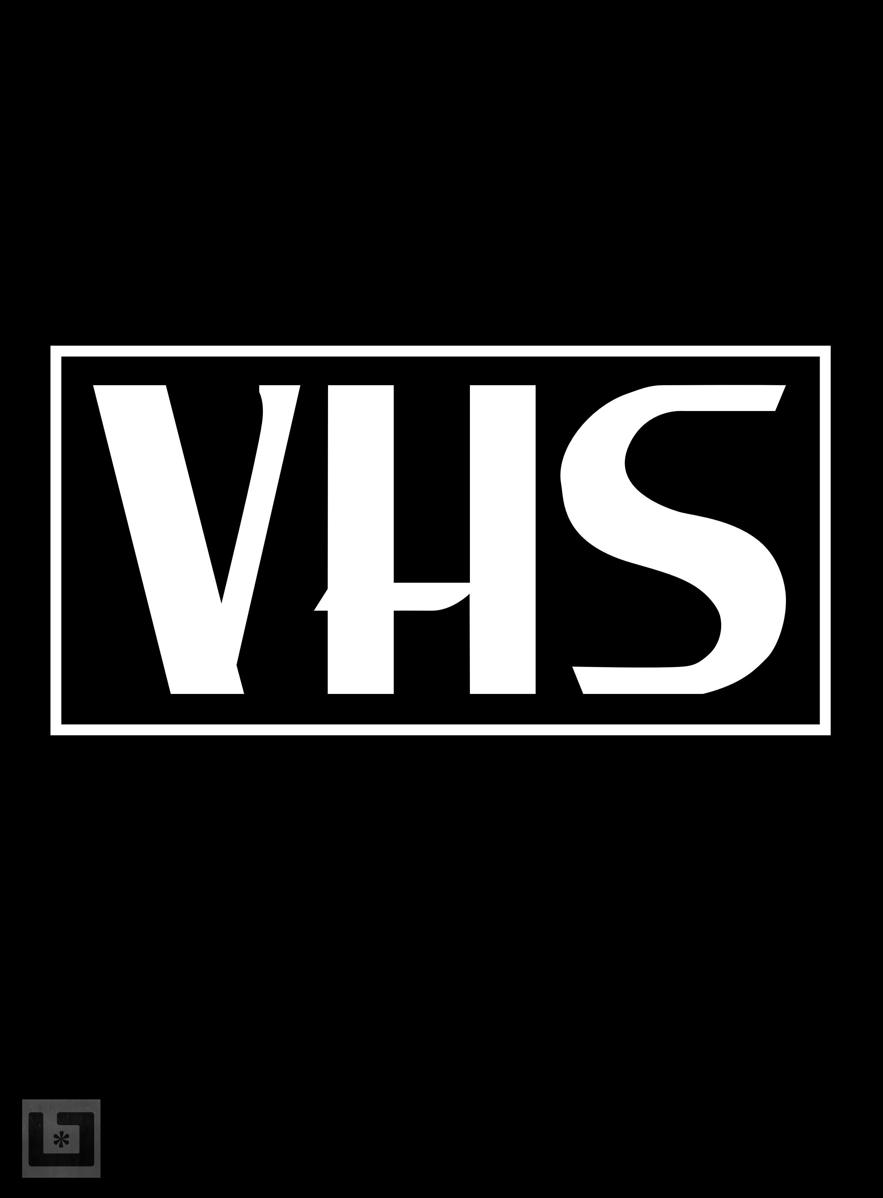 Vhs Logo Recreated By Logocryo Vhs Picture Logo Logos