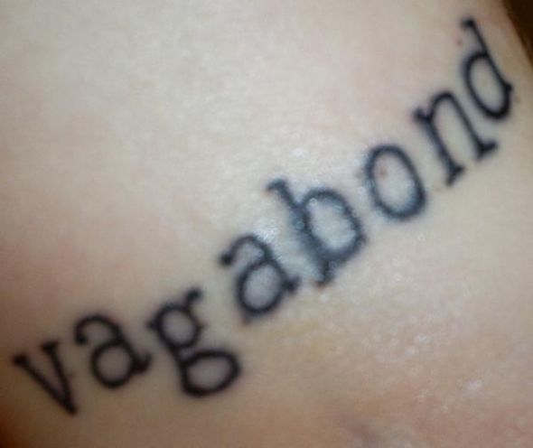 Elegant Definition Of VAGABOND