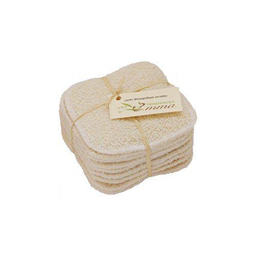 LES TENDANCES D'EMMA 10 Disques à démaquiller lavables - Les Tendances d'Emma http://www.amazon.fr/dp/B005MW55HY/ref=cm_sw_r_pi_dp_qYGUvb0898PGJ