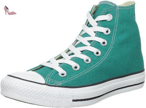 Converse Ctas Core Hi, Baskets mode mixte adulte, Bleu (Emeraude), 46