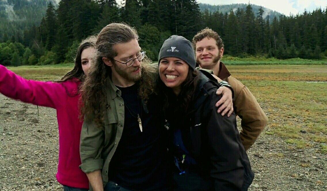 Rainy Bam Bam S Girlfriend And Gabe Alaskan Bush People With