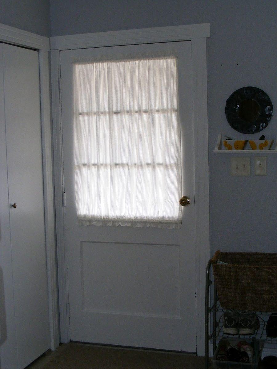 Window Curtains For Front Door Httpthewrightstuff