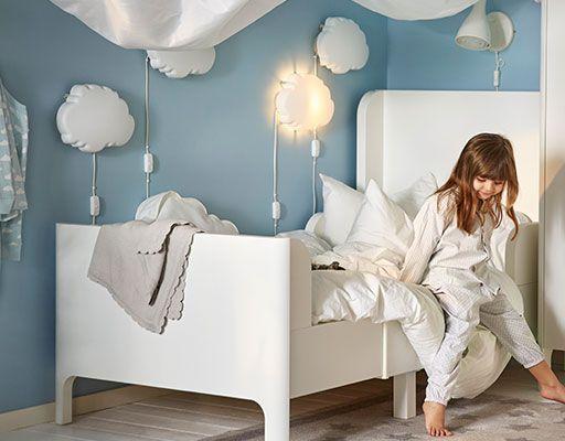 Dromsyn Lamp Ikea Ikea Kids Room Kid Room Decor Big Girl Bedrooms