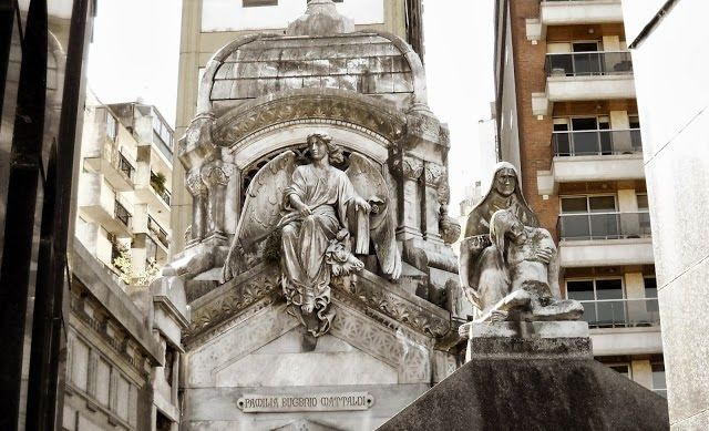 Esculturas de Buenos Aires