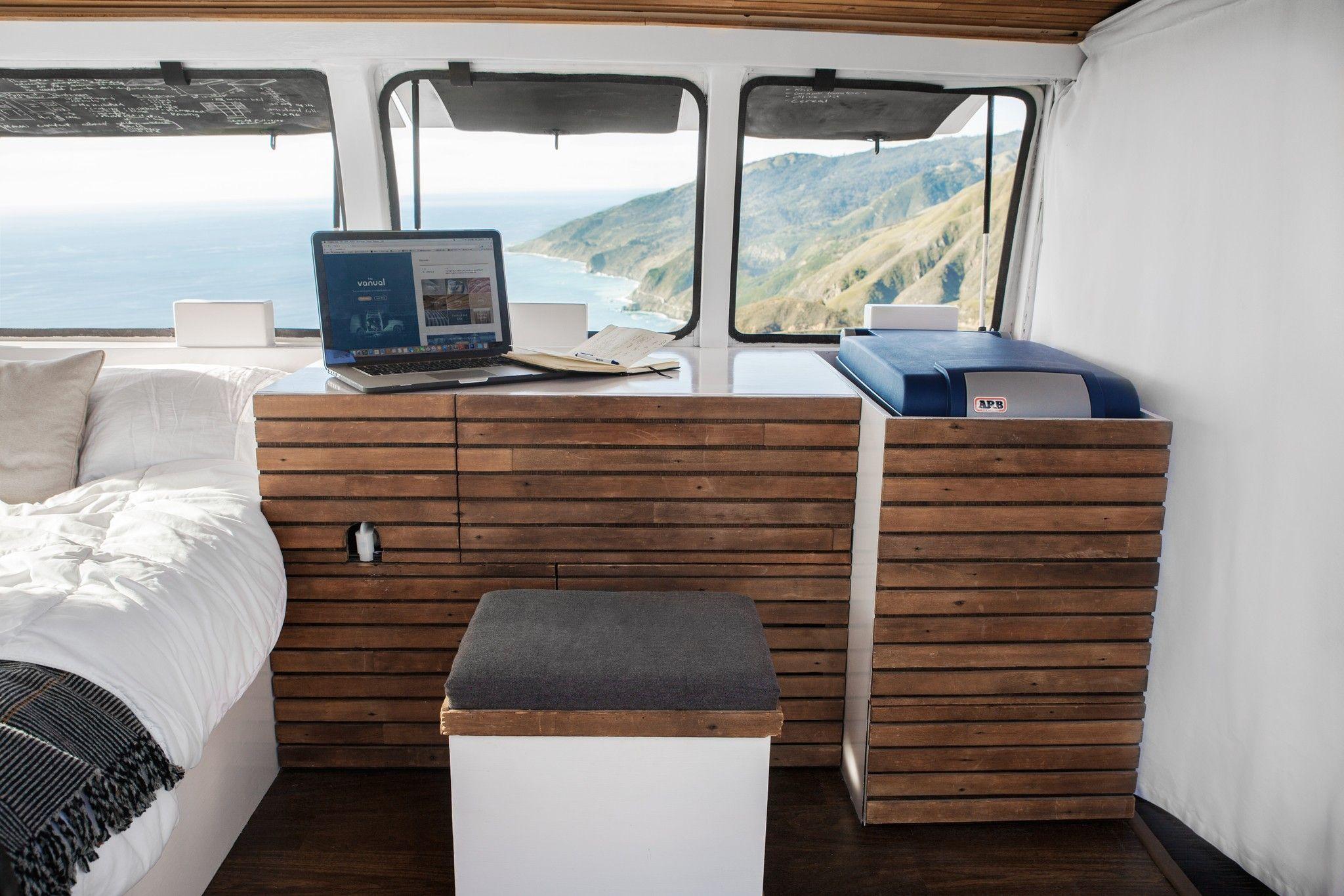 100 Cozy Camper Van Bed Ideas