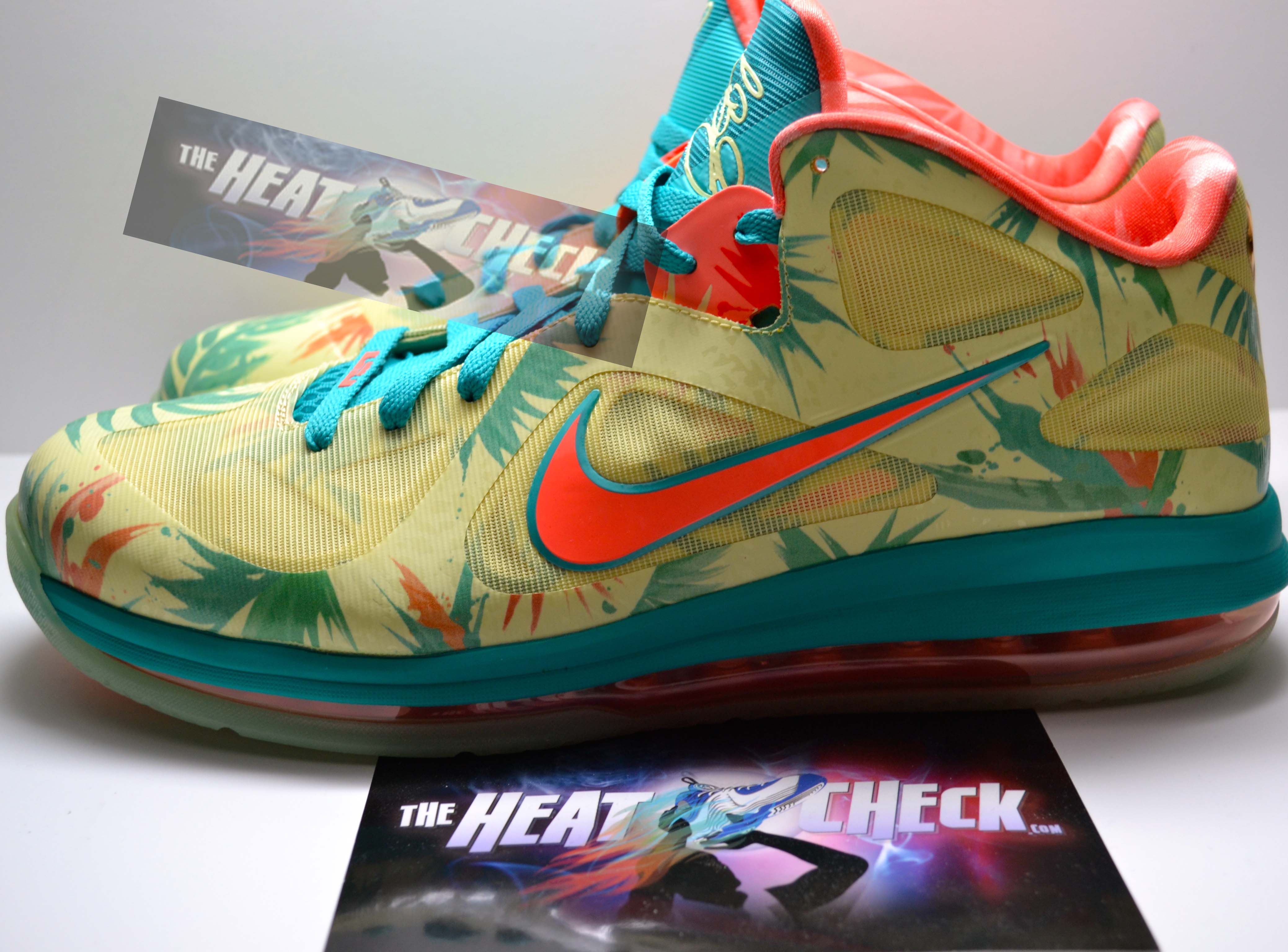 the latest efda2 38553 I m guessing these will go for around  3000 on ebay   Lebron 9 Low
