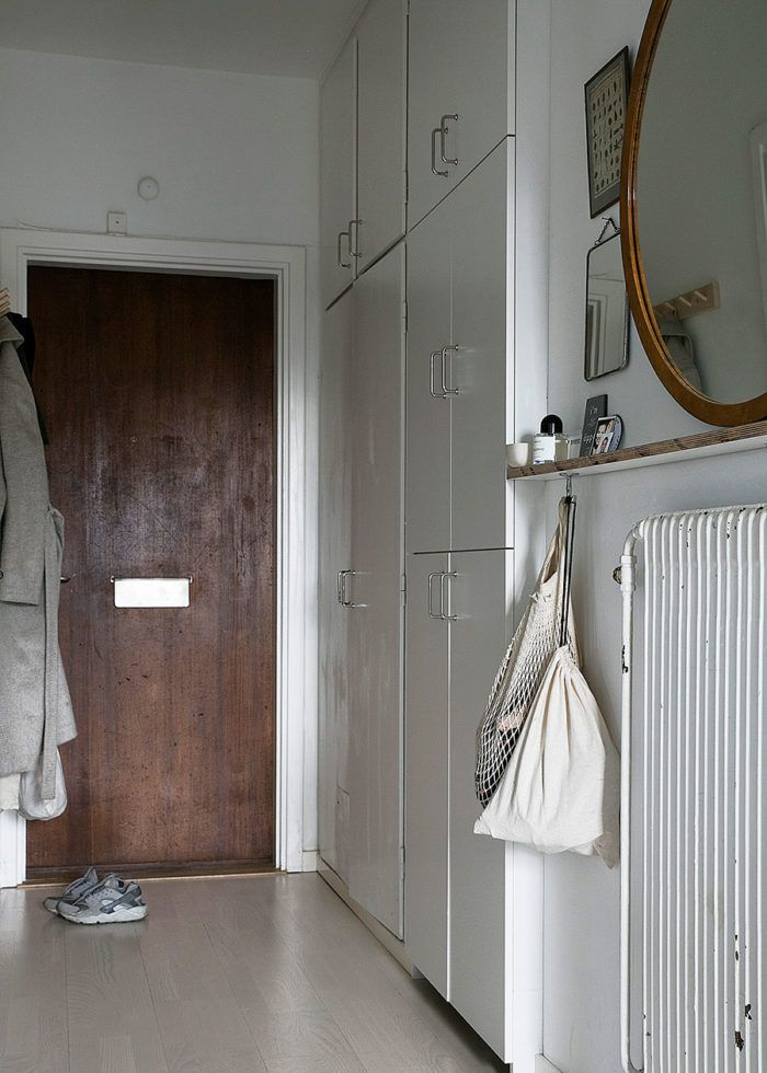 8 smarta compact living-knep för den lilla hallen #compactliving