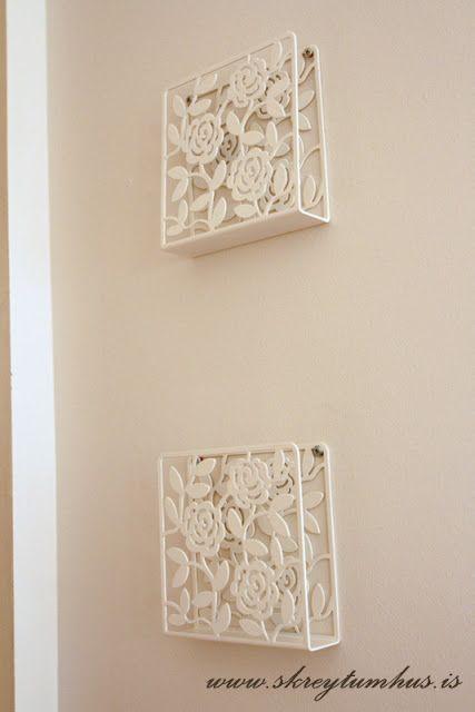 IKEA - LIKSIDIG Napkin holder white | Napkin holders ...
