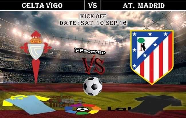 Celta Vigo vs Atletico Madrid 10.09.2016 Free Soccer Predictions, H2H,  preview…
