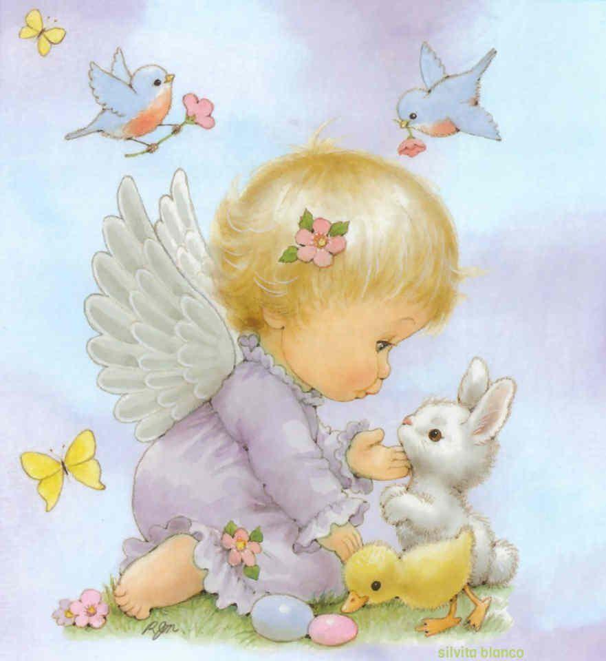 картинки с детьми-ангелами разыграть тебя