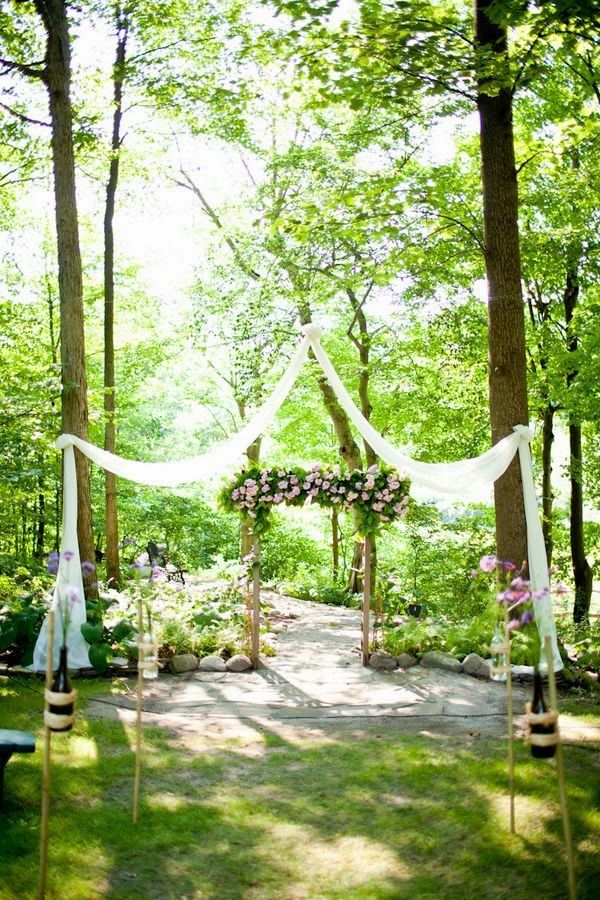 Pinterest Outdoor Wedding Ideas | Outdoor Wedding Decorations ...