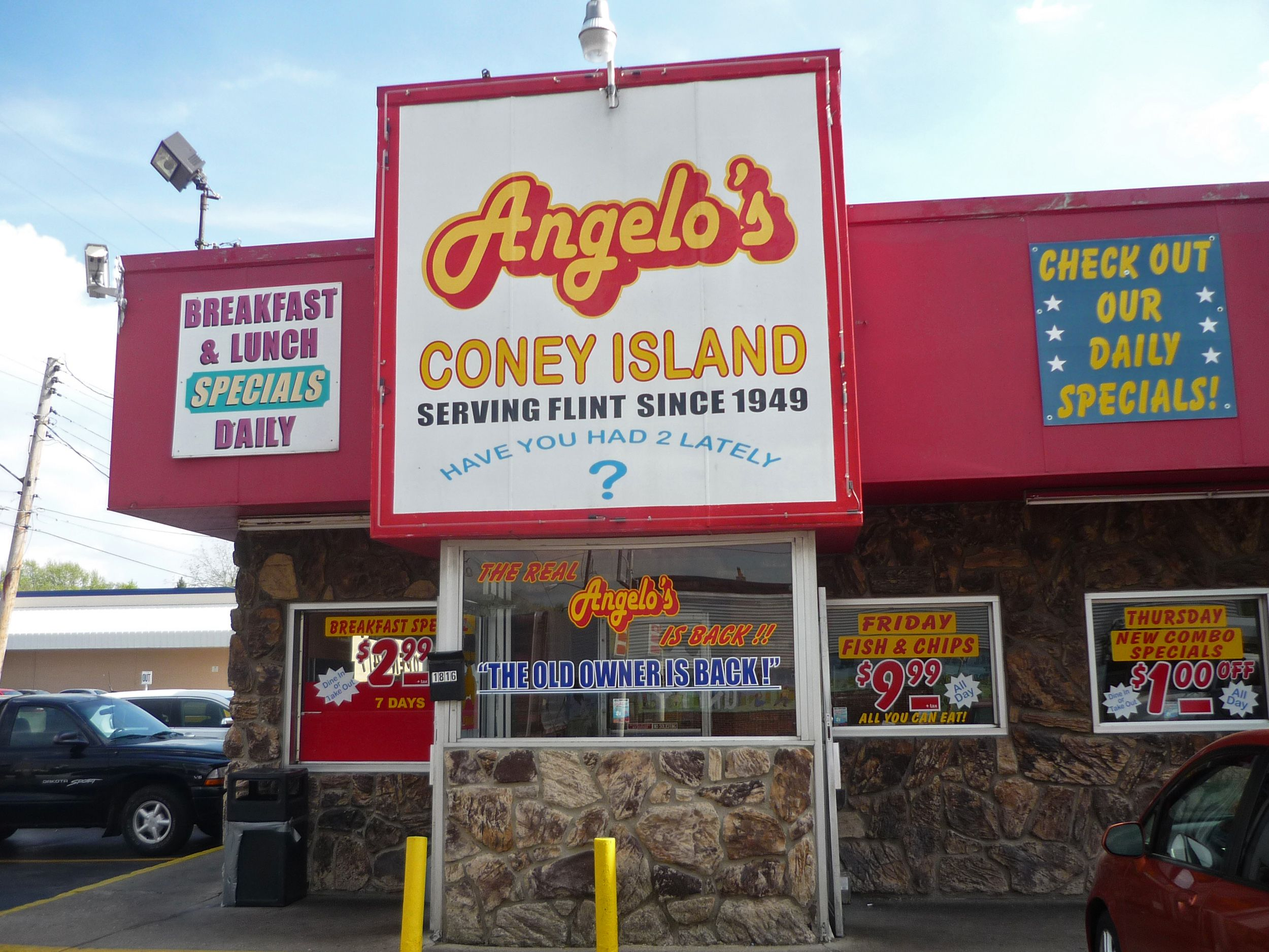 A Tour Of Michigan S Coney Island Hot Dogs In Detroit Flint And Jackson With Images Coney Island Hot Dog Coney Island Chili Dogs
