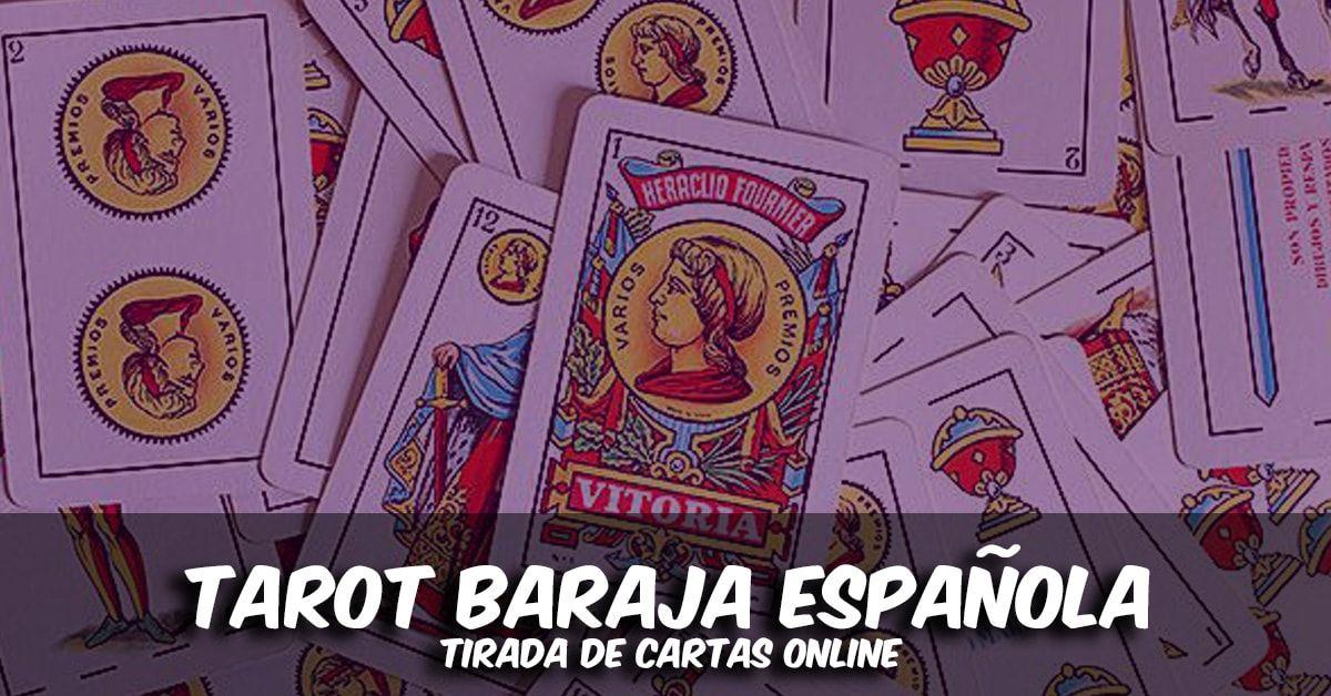 Tarot Baraja Española Tirada Online Tarot Baraja Española Tirada De Tarot Gratis