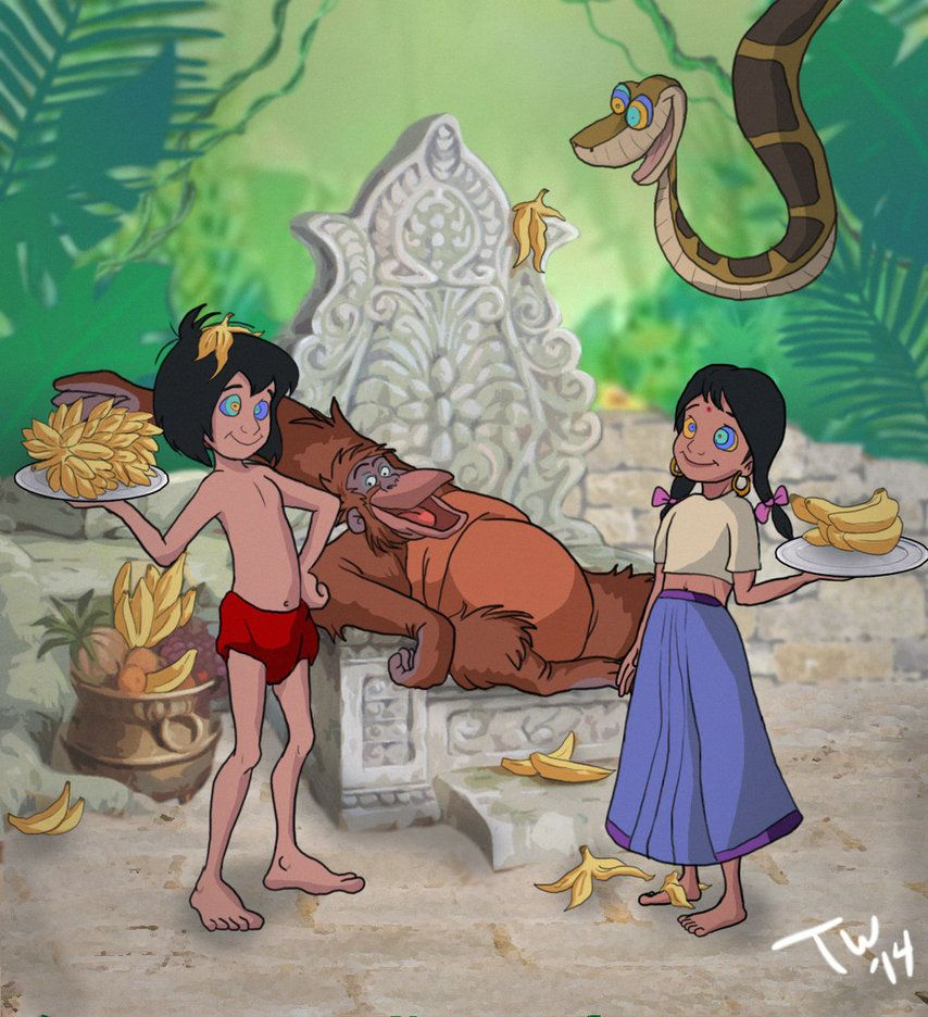 Jungle Book Hentai