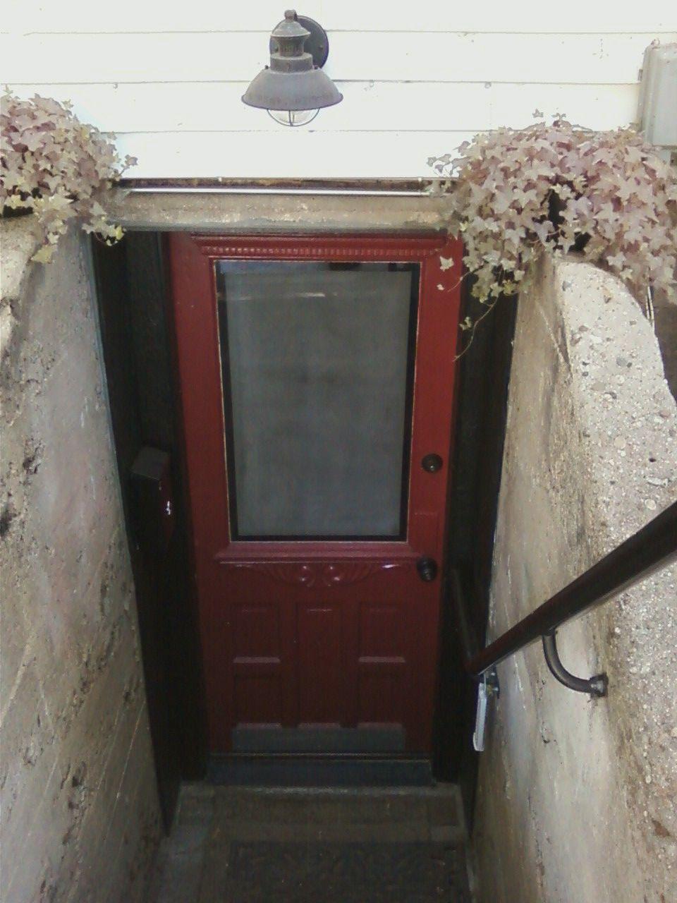 The Cool Basement Apartment Doors Basements And