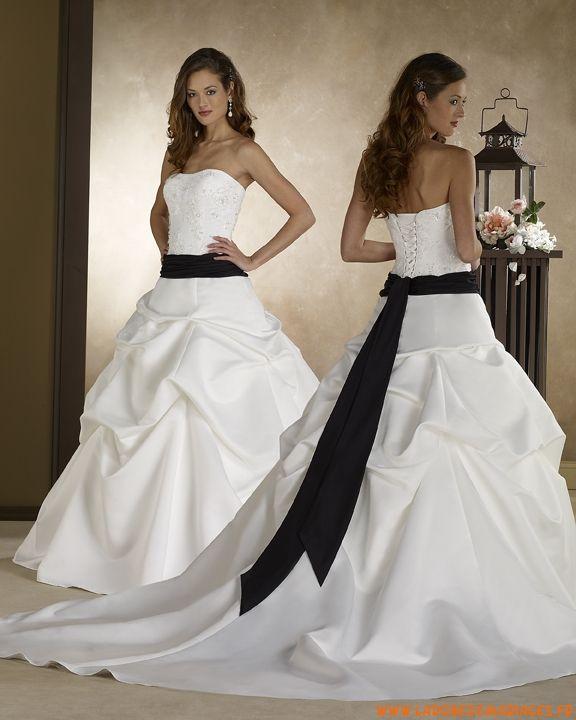 Les robes de mariee blanche