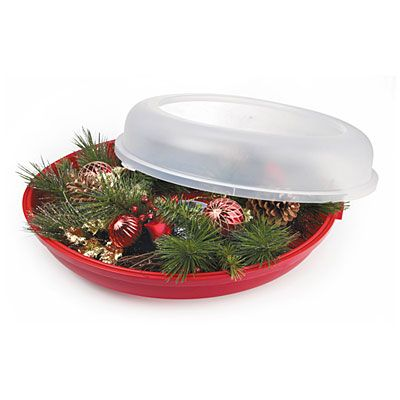 Sterilite 174 24 Quot Wreath Storage Container At Big Lots Need
