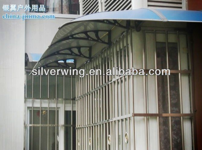 Pc Door Awning And Pc Door Canopy Window Awning 1 Easy To Install 2 Ce Certification 3 Uv Protection 4 Size 80x10 Door Awnings Window Awnings Door Canopy