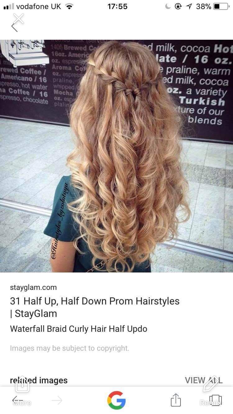 Pin by amarah on hair in pinterest hair styles hair and prom