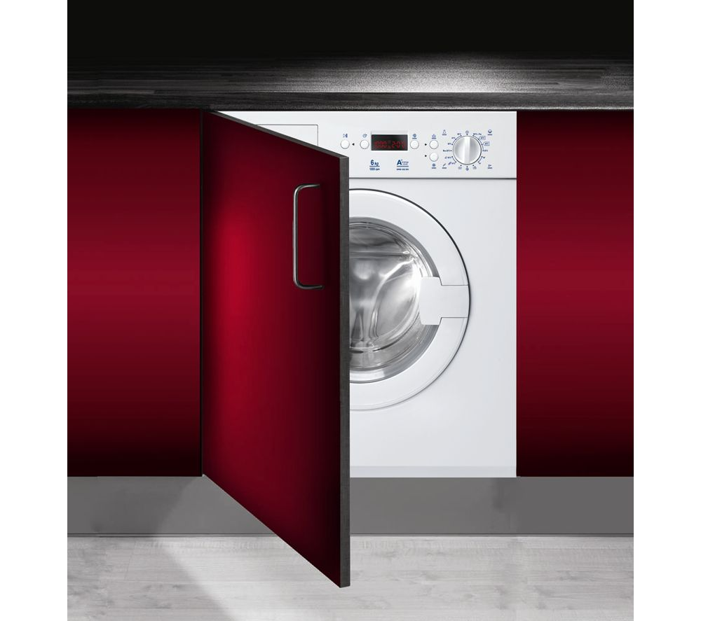 BAUMATIC BWMI1262DN1 Integrated Washing Machine ...