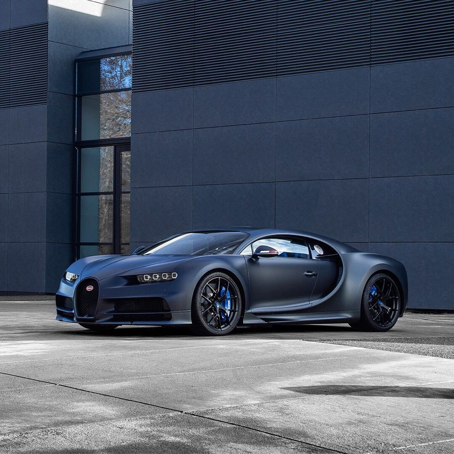 Bugatti Chiron Sport 110 Ans: With The Limited Chiron Sport '110 Ans Bugatti', Bugatti
