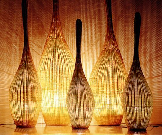 Bolla floor lamps these look absolutely amazing imagine these in a bolla floor lamps these look absolutely amazing imagine these in a den with curtain aloadofball Image collections