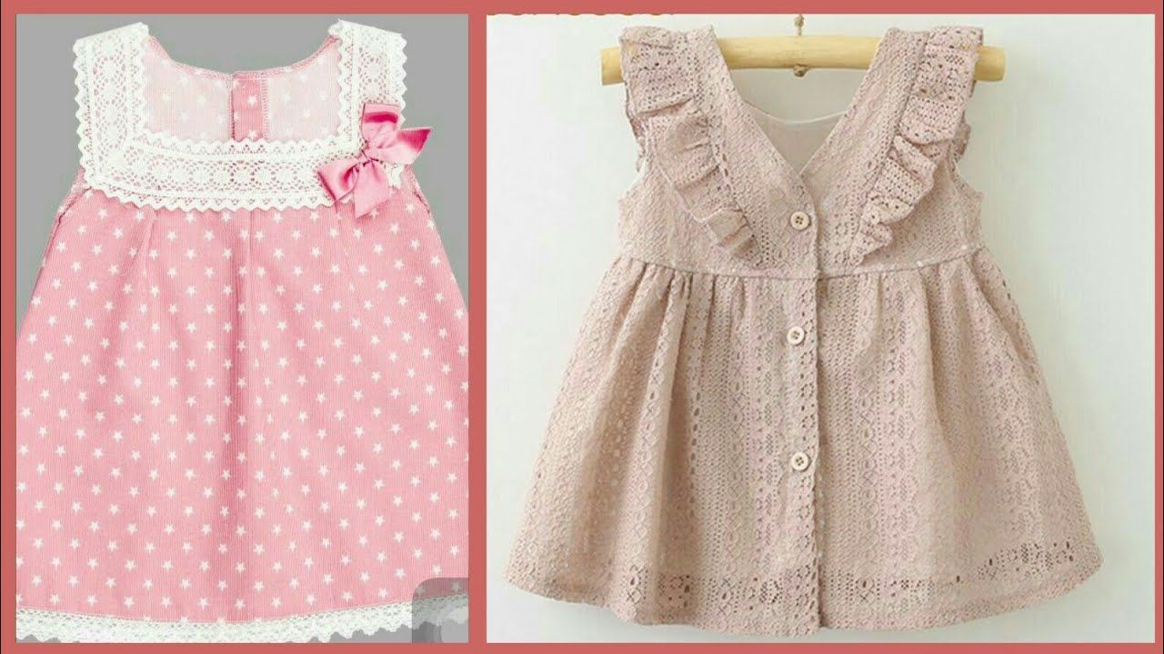 a35b0038c Pin by The Beauty Writer on simple   beautiful kid Cotton frocks ...