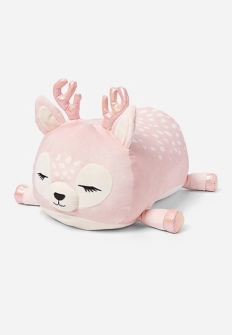 Ivy The Deer Jumbo Squishmallow Justice Tween Girls Tween Baby Doll Nursery