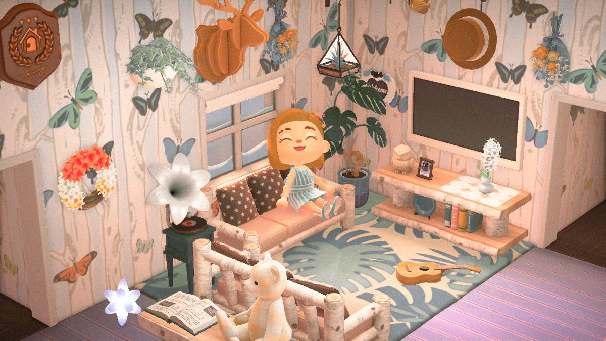 Animal crossing room ideas New Horizons en 2020 on Animal Crossing Room Ideas New Horizons  id=30713