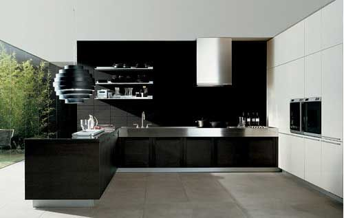 9 Elegant Black Kitchen Cabinets Design Ideas   Remodeling The Kitchen Area  Is Not Just About Remodeling The Kitchen With Modern, Elegant Or Other  Styles.