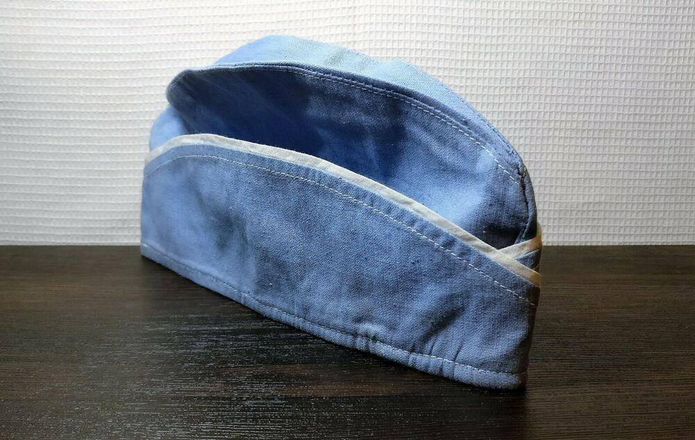 2373b5cd2 Vintage Hat Forage-Cap Headwear Pioneer Bboy-Scout USSR Soviet 1 ...