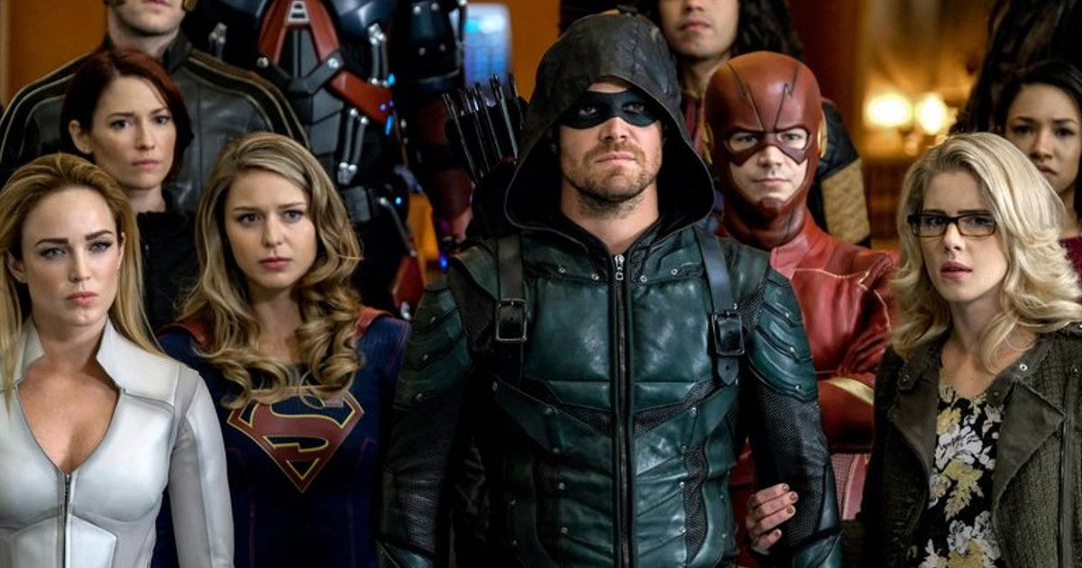 Arrow The Flash Legends Of Tomorrow And Supergirl Likely To