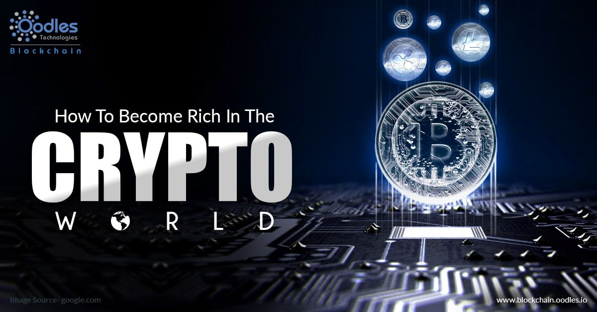 will investing in cryptocurrency make you rich