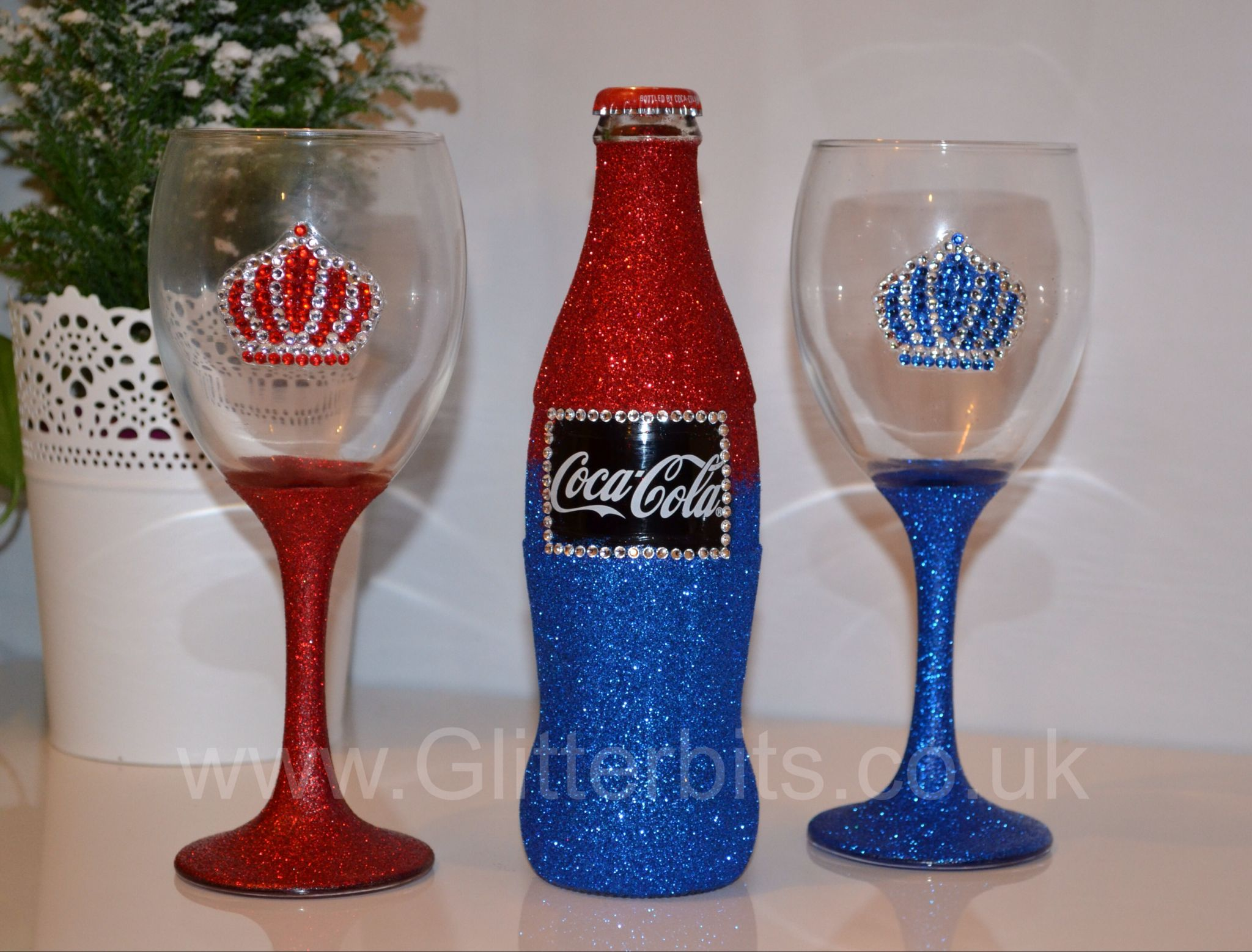 Pin On Soft Drink Glitter Sets