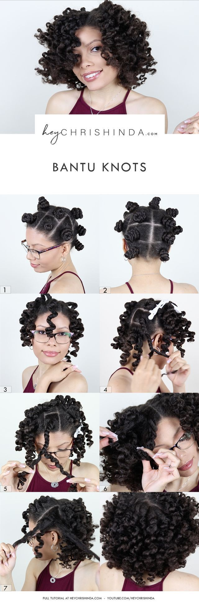 Easy Diy Natural Hair Styles African Fashion And Lifestyles Natural Hair Styles Natural Hair Diy Diy Natural Hair Styles