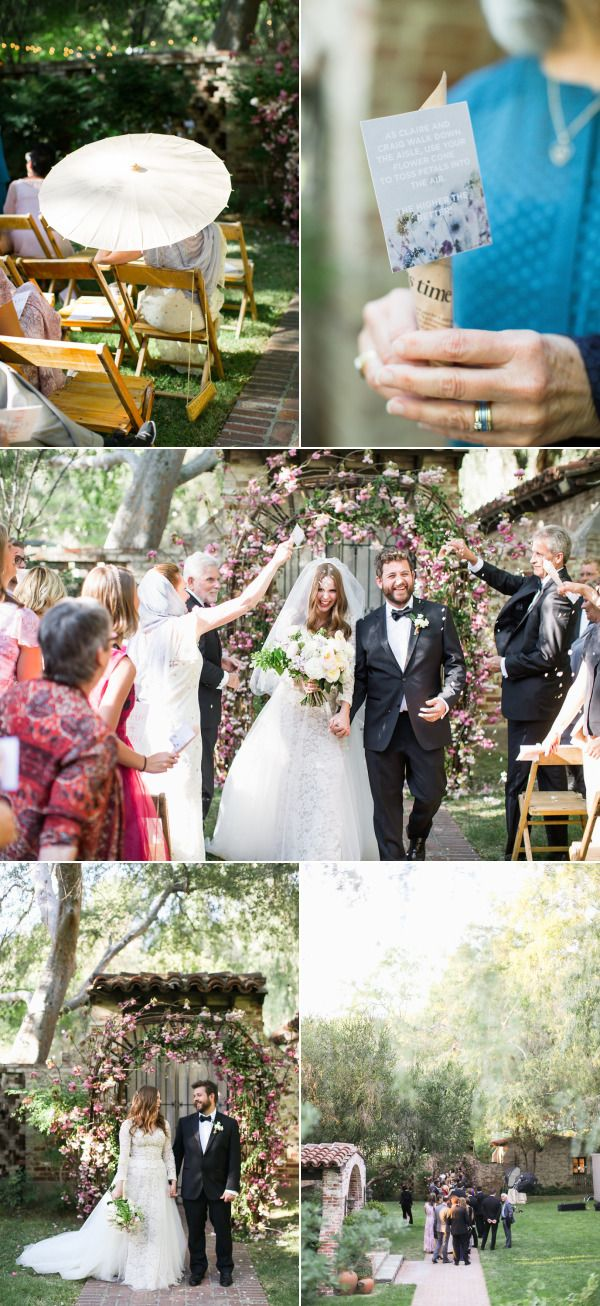 The Kitchy Kitchen S Romantic Rustic Spring Wedding Wedding