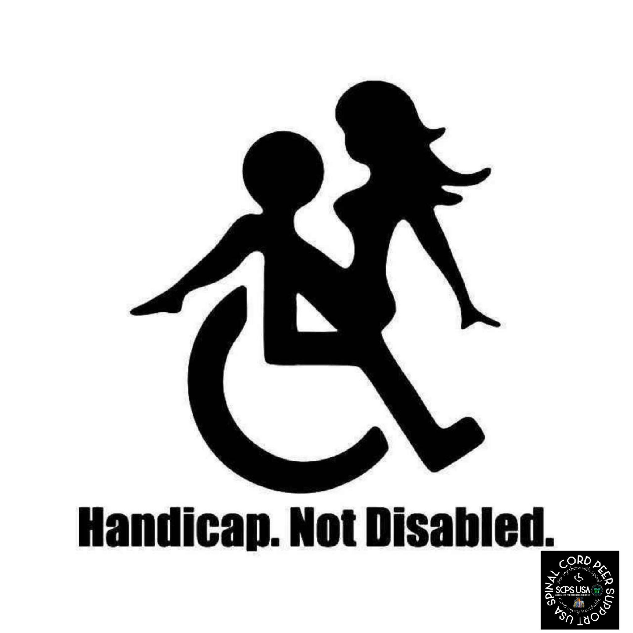 Art Disability Symbols Funny Vinyl Decals Vinyl Decal Stickers Vinyl [ 2048 x 2048 Pixel ]