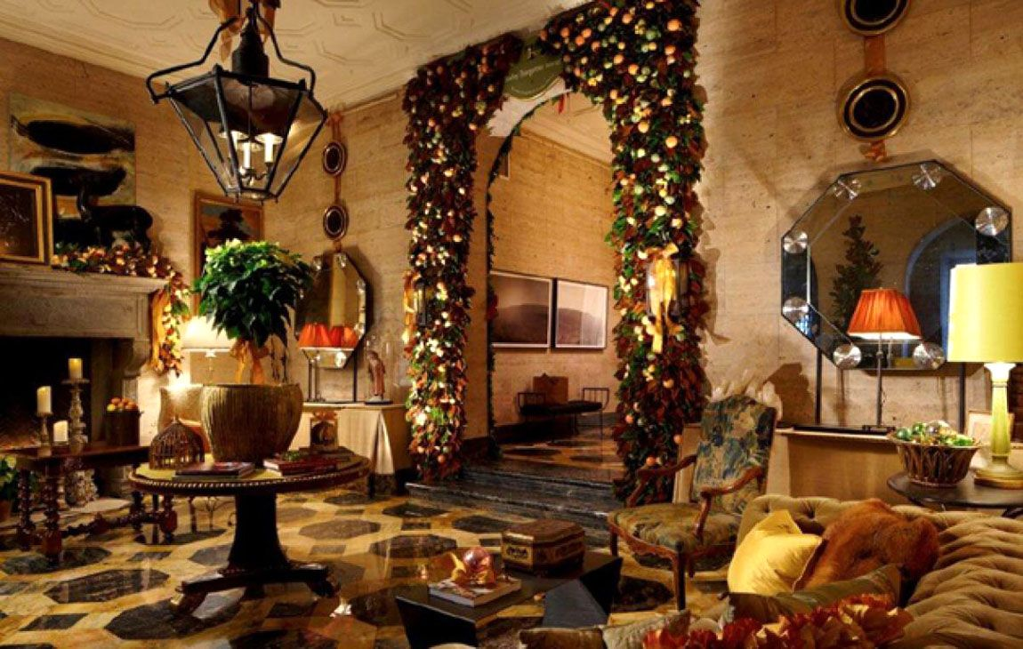 Epic christmas home decor on christmas tree inside the - Pictures of homes decorated for christmas on the inside ...