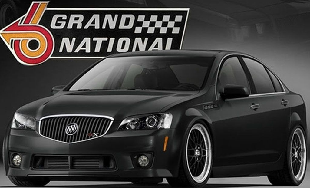 Buick Grand National 2016 >> 2016 Buick Gnx Buick Gnx Grandnational Automobilia Buick