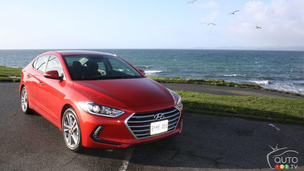 2017 Hyundai Elantra First Drive Hyundai elantra